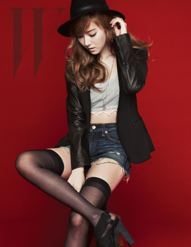 Jessica in W Korea