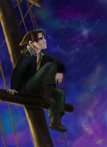 Jim Hawkins wallpaper with a business suit titled Jim Hawkins