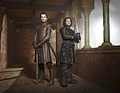 Jon Snow & Robb Stark - game-of-thrones photo