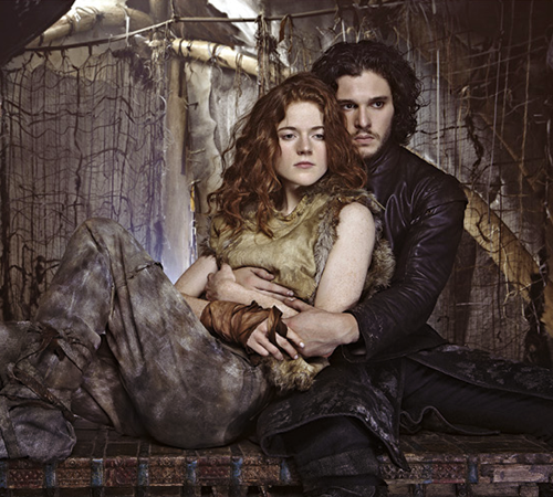 Game of Thrones wallpaper called Jon Snow & Ygritte