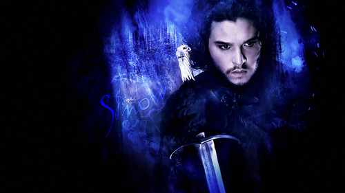 Game of Thrones wallpaper with a concert called Jon Snow