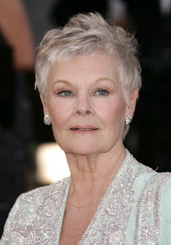 "Judi Dench ""Miss Sophia"""