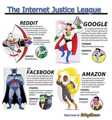 Justice lnternet Justice League
