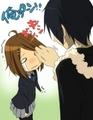 K-on! & Durarara!! Crossover - anime fan art
