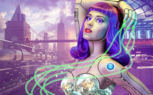 KATY CYBER PERRY