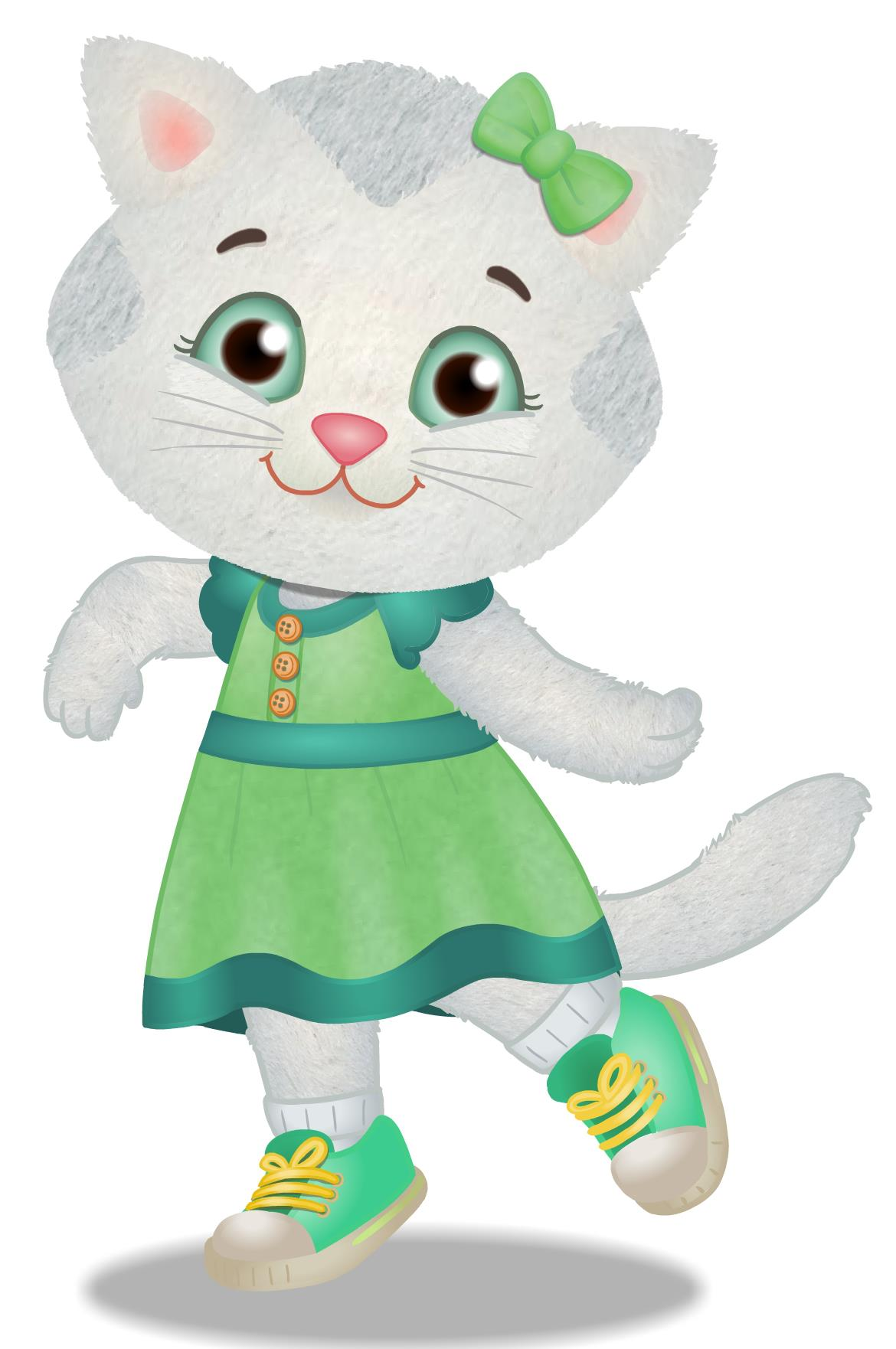 Daniel Tiger S Neighborhood Katerina Kitty Cat