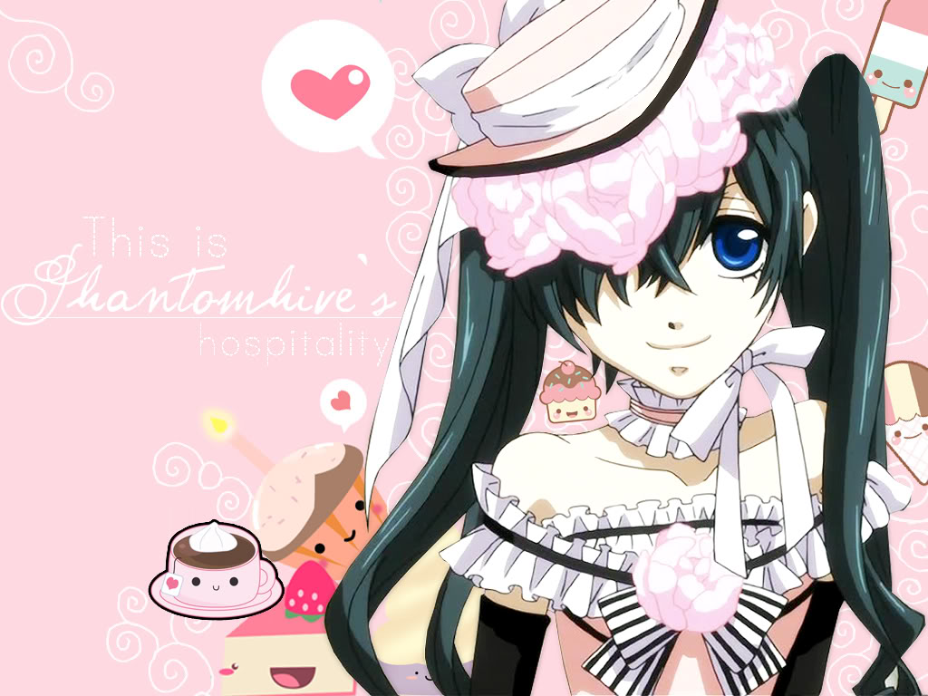 kawaii anime images kawaii ciel anime hd wallpaper and