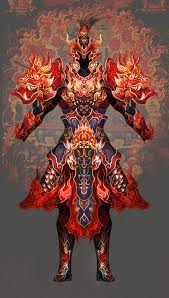 Keahi Sol's Armor.