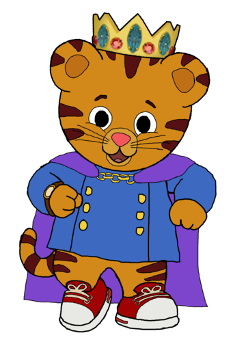 King Daniel Tiger