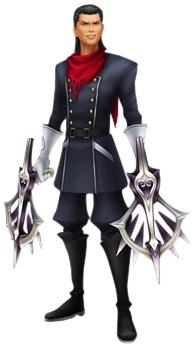 Kingdom Hearts Birth By Sleep Characters