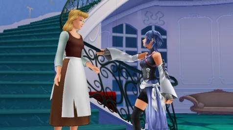Kingdom Hearts Birth da Sleep