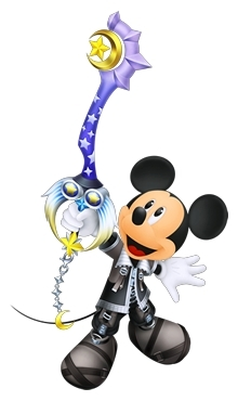 Kingdom Hearts Birth sejak Sleep Characters
