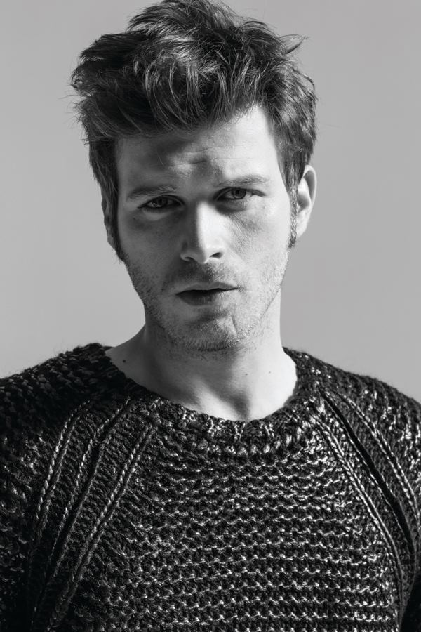 Kivanc Tatlitug Elle Magazine March 2013 - Turkish Actors and ...