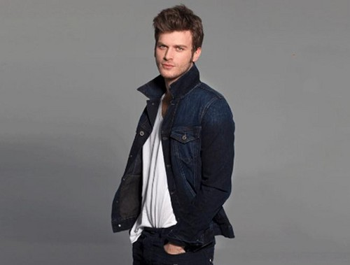 Kivanc Tatlitug Elle Magazine March 2013