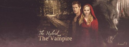The hybrid and the vampire