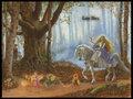 Lady Boru - fairies fan art