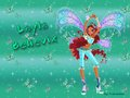 Layla - the-winx-club wallpaper