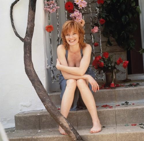 Leeza Taylor photoshoot 1993