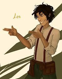 The Heroes of Olympus achtergrond entitled Leo valdez