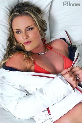 Lindsey Vonn: 2010 Issue