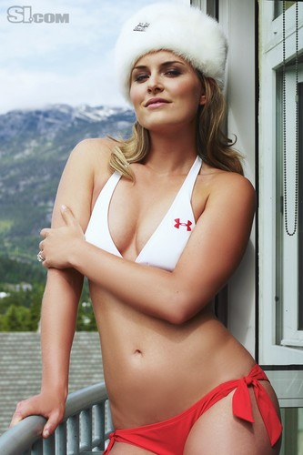 Lindsey Vonn: 2010 Issue
