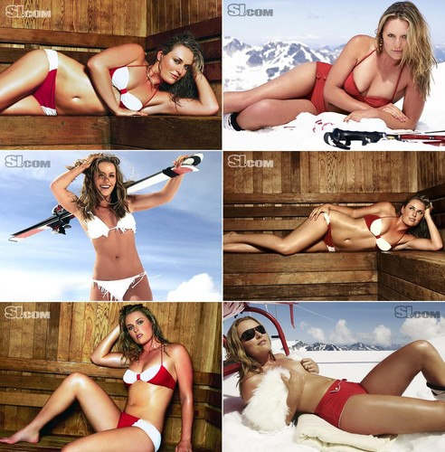 Lindsey Vonn is Hot & Cold