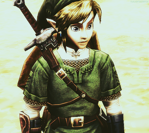 Link twilight princess - the-legend-of-zelda PhotoLink Twilight Princess