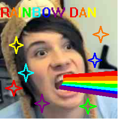 danisnotonfire wallpaper called Lol I had to do this.