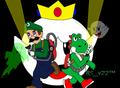 Luigi Gets His Hero On: Hooray for 20 Chapters!