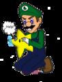 Luigi: My Precioussssssssss
