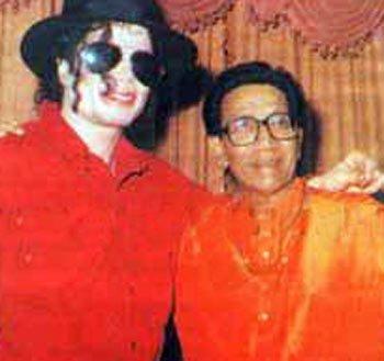 MJ in Mumbai
