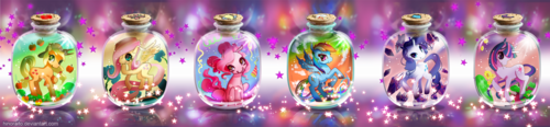 MLP FIM: Bottle gppony, pony