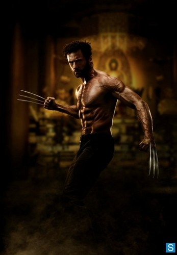pelikula : The Wolverine - New Promotional mga litrato
