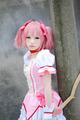 Madoka Magica cosplay - anime fan art