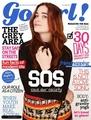 Magazine scans: GoGirl! (March 2013)
