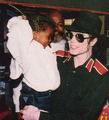 Martin Luther King, Jr. Day At Neverland Back In 1994 - michael-jackson photo