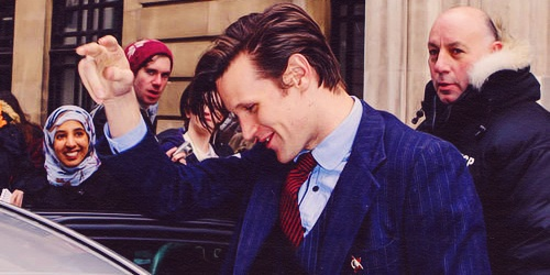Matt Smith 壁纸 possibly with a business suit entitled Matt