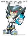 Mephiles Uses Listerine - sonic-the-hedgehog photo