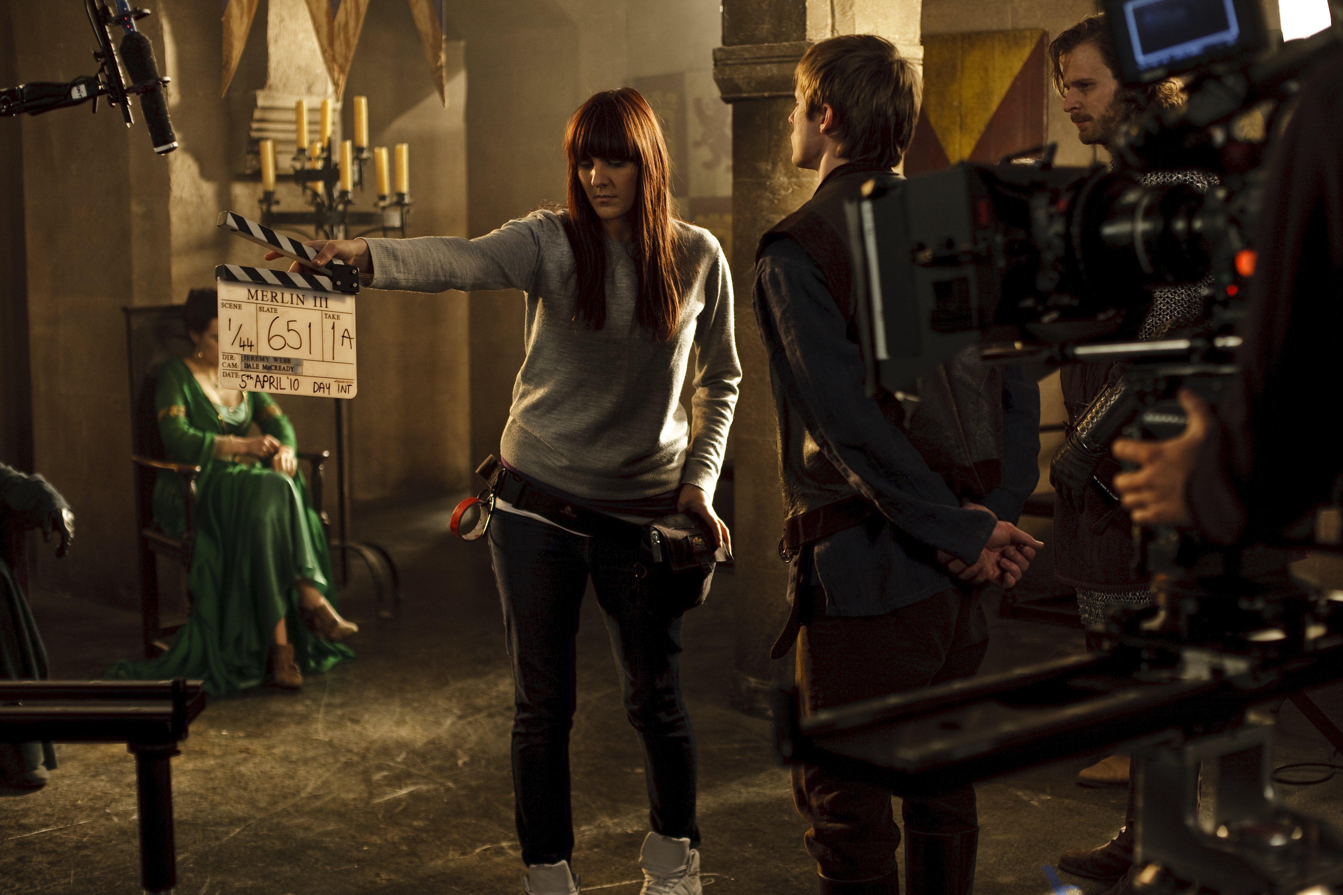 Merlin - Behind the Scenes