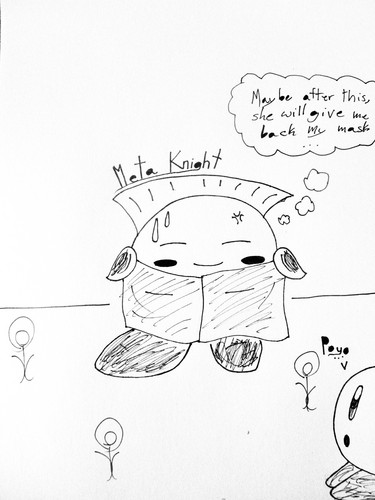 Meta Knight Unmasked