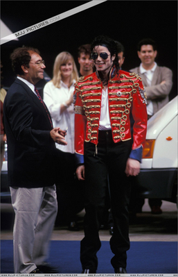 Michael In Londres Back In 1997
