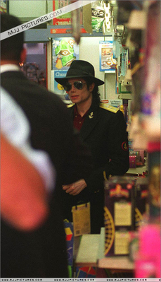Michael In Paris Back In 1994