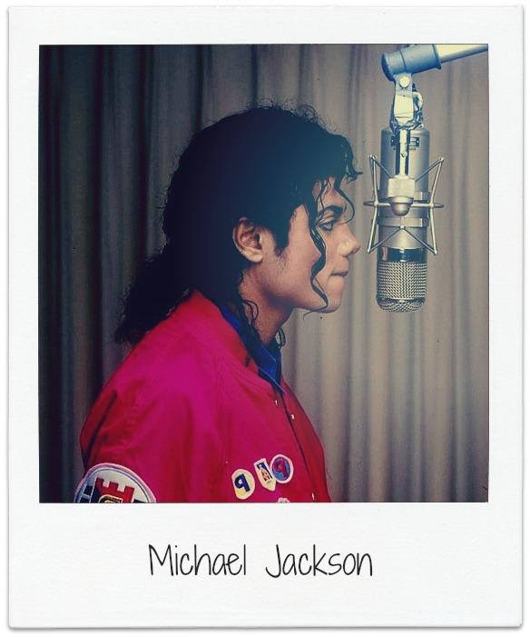 Michael Jackson ;-)