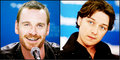 Michael & James - james-mcavoy-and-michael-fassbender photo