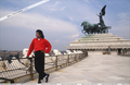 Michael On Tour In Italy Back In 1988 - michael-jackson photo