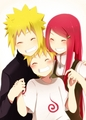 Minato and Kushina. <3