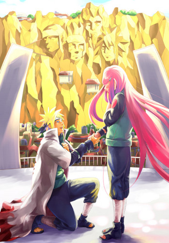 Minato's proposal. :3