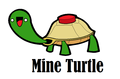 Mine Turtle - asdf-movie fan art