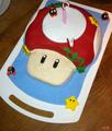 蘑菇 Mario Cake