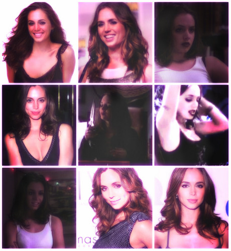 My Eliza Dushku Collage